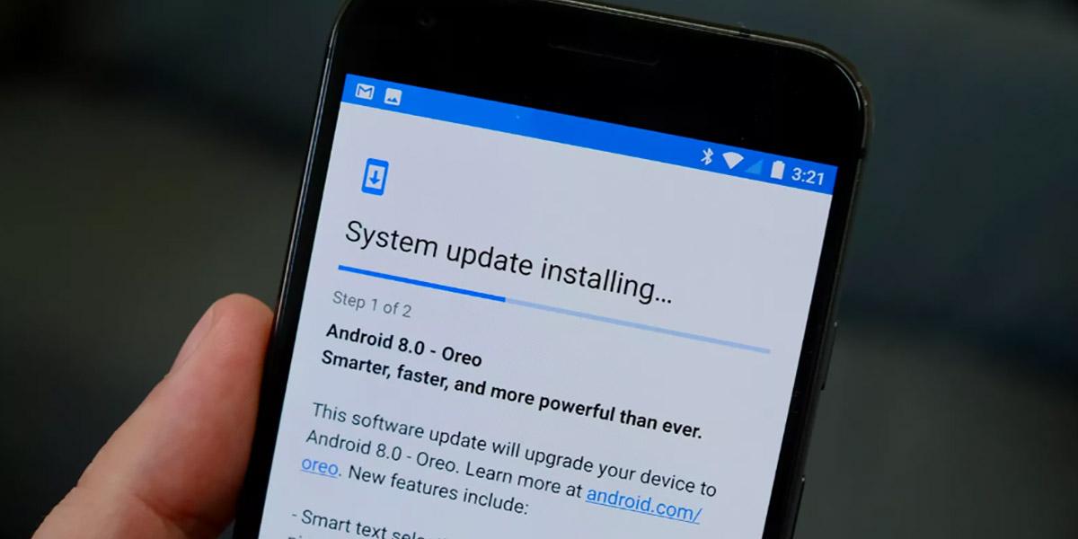 Como actualizar el Android del telefono