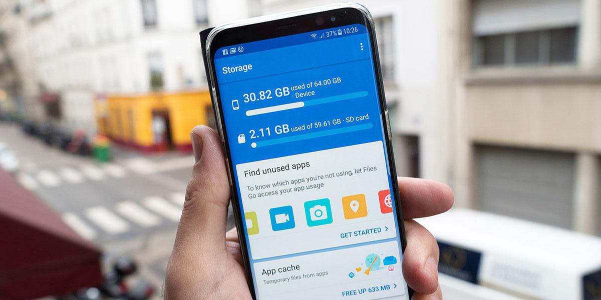 Como borrar el cache de las aplicaciones Android