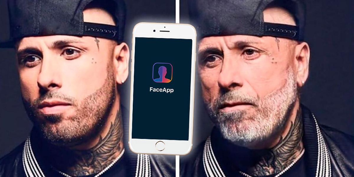 Descarga FaceApp y hazte viejo en cuestión de segundos