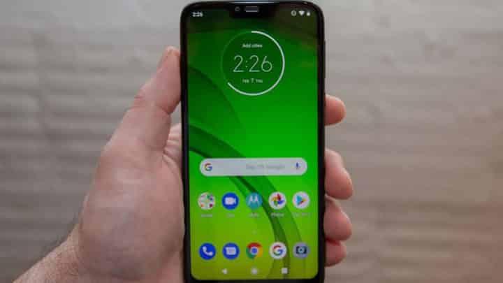 Descubre cómo se hace una captura de pantalla en el Moto G7 Power