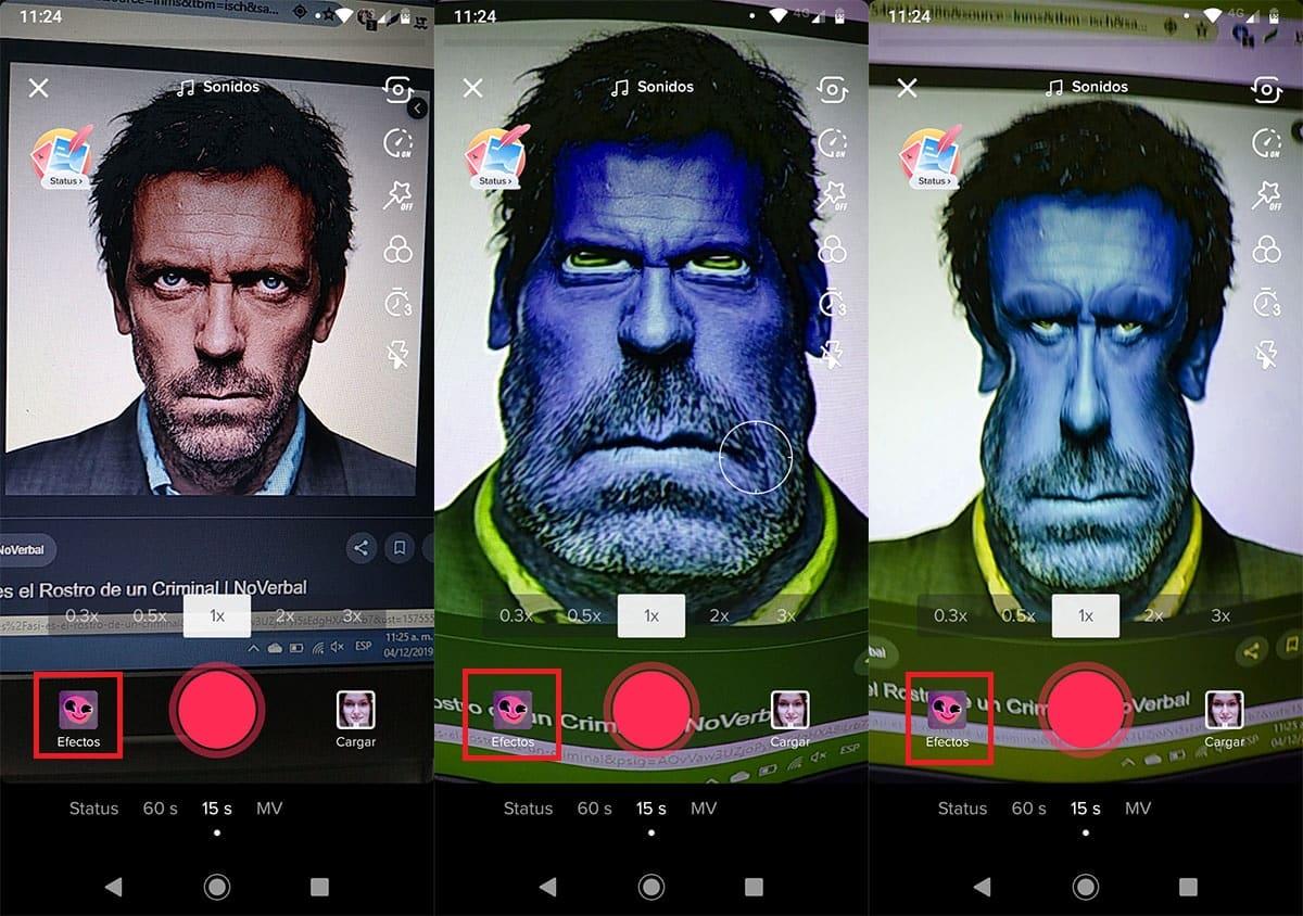 Los 5 filtros más divertidos de TikTok