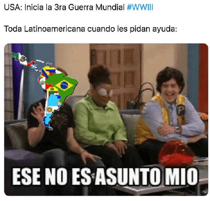 Mejores memes Tercera Guerra Mundial 5