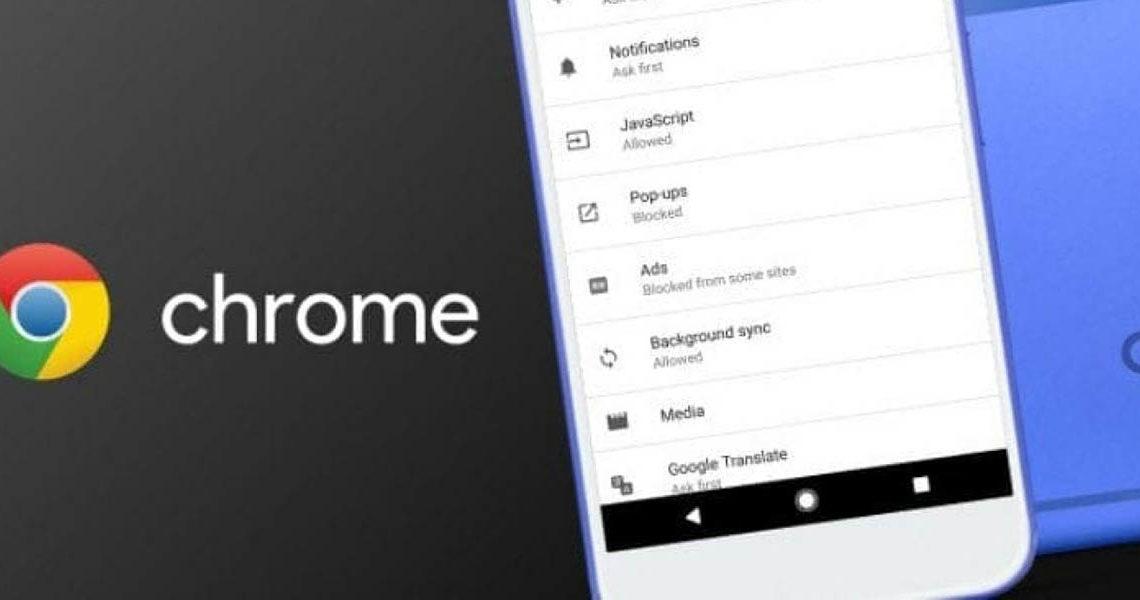 Cambiar la carpeta de descargas de Google Chrome en Android es posible