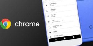 Cómo cambiar carpeta de descargas de Google Chrome en Android