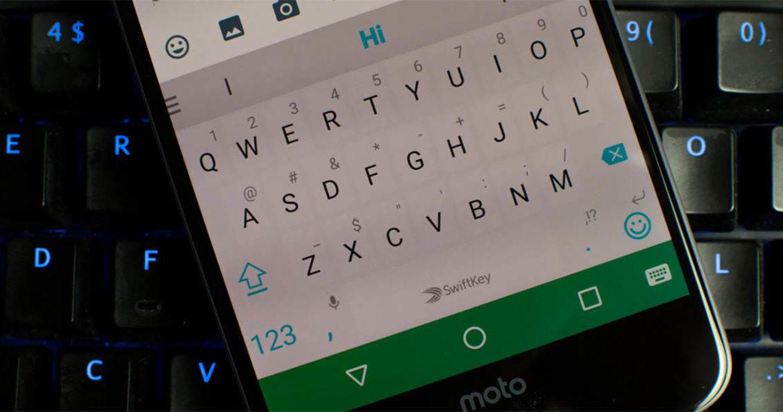 Descubre cómo cambiar el teclado de un móvil Motorola