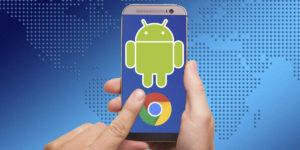 Chrome se cierra solo Android solucion