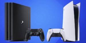 PS5 será retrocompatible con PS4