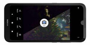 Google Camera Go modo noche