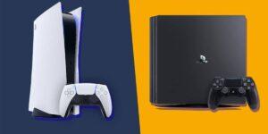 Lista de juegos de PS4 que no se podrán jugar en PS5