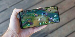 Mobile Legends se traba y se cierra solo solución