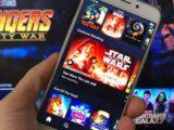 Cómo ahorrar datos móviles en Disney Plus Android