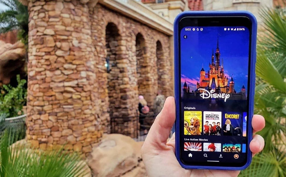Disney Plus no funciona solución Android