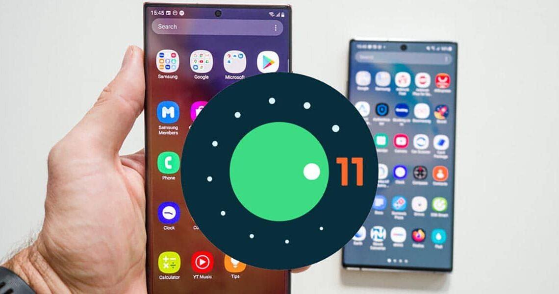 Estos son todos los móviles Samsung que recibirán Android 11