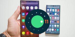 Lista de móviles Samsung que se actualizarán a Android 11