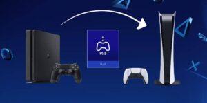 PS5 Remote Play permite jugar a juegos de PS5 en PS4