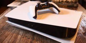 PS5 no deja copiar partidas en pendrive