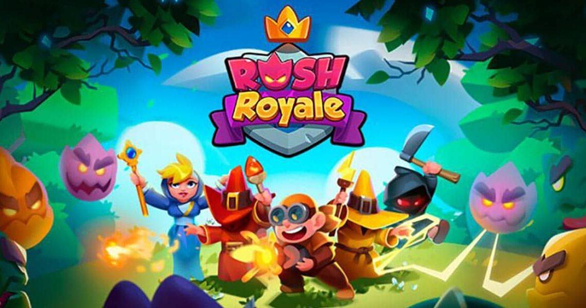 ¿Cómo cambiar el nombre de usuario en Rush Royale?