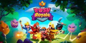 Cómo cambiar el nombre en Rush Royale