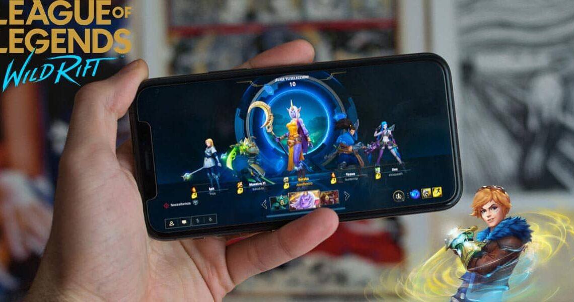 ¿Cómo descargar League of Legends Wild Rift para Android?