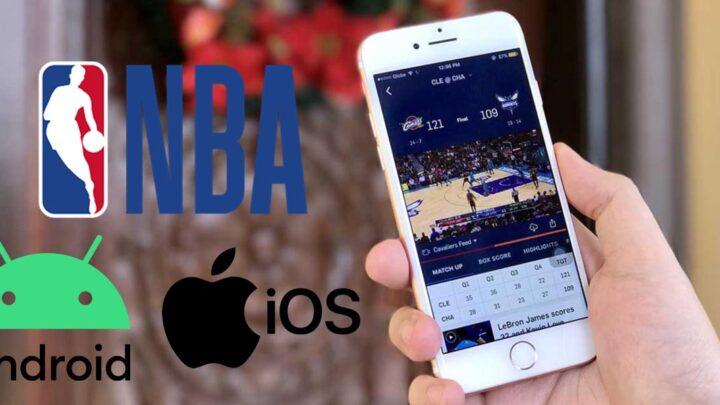¿Te gusta la NBA? Descubre cómo ver los partidos en vivo desde tu móvil