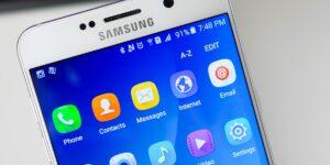 Cómo activar el modo oscuro en Samsung Internet Browser