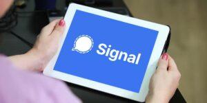 Descargar Signal para tablet Android