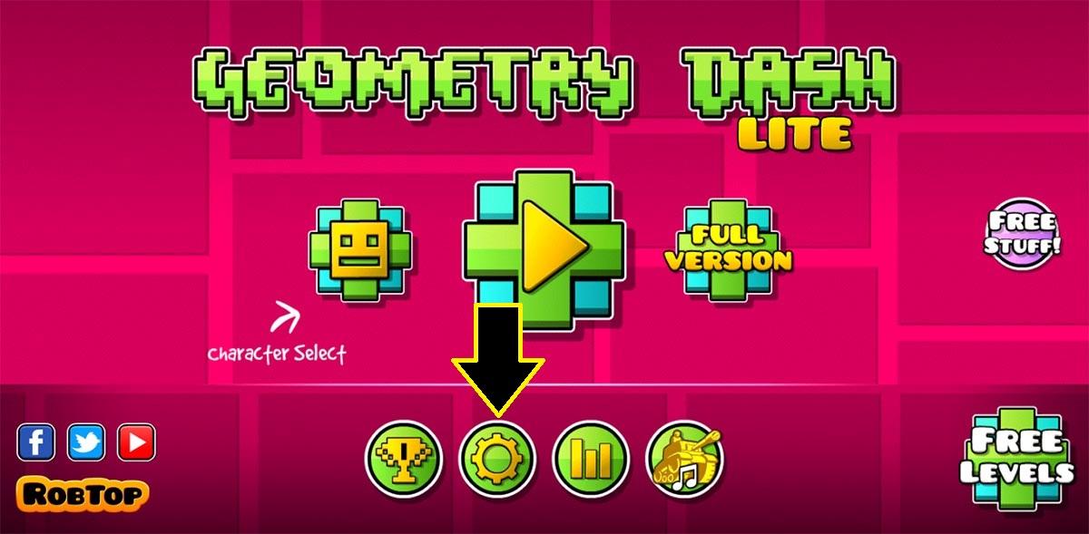 Geometry Dash no funciona