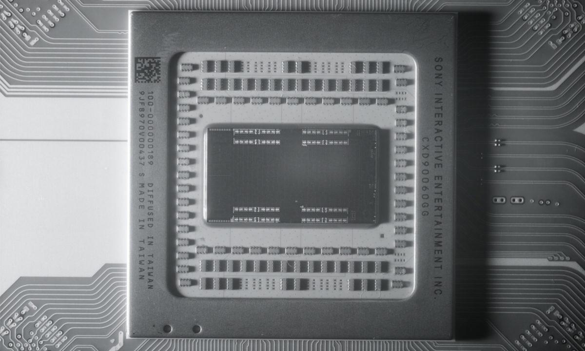 Procesador PS5