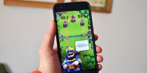 Desactivar notificaciones Clash Royale Android