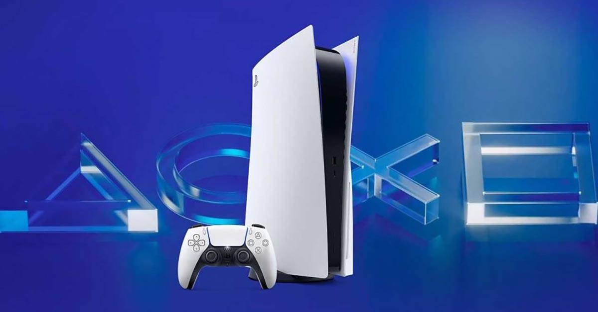PS5 actualización sistema operativo