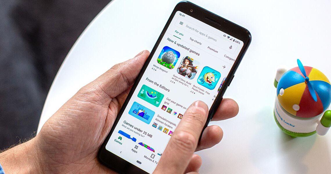 ¿Google Play Store descarga lento las aplicaciones? Descubre cómo solucionarlo