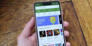Por qué Play Store se detiene