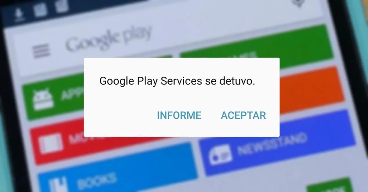 Por qué Play Store se detuvo