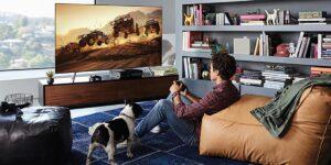 Cómo activar modo juego televisor Samsung
