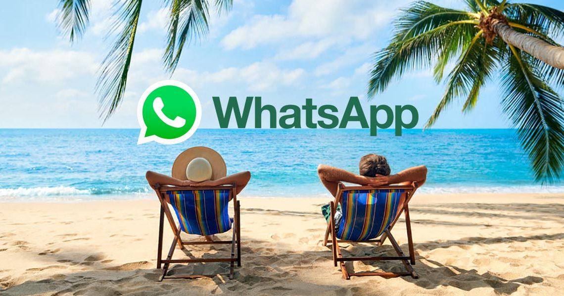 Activa el modo Vacaciones en WhatsApp en tu móvil Android