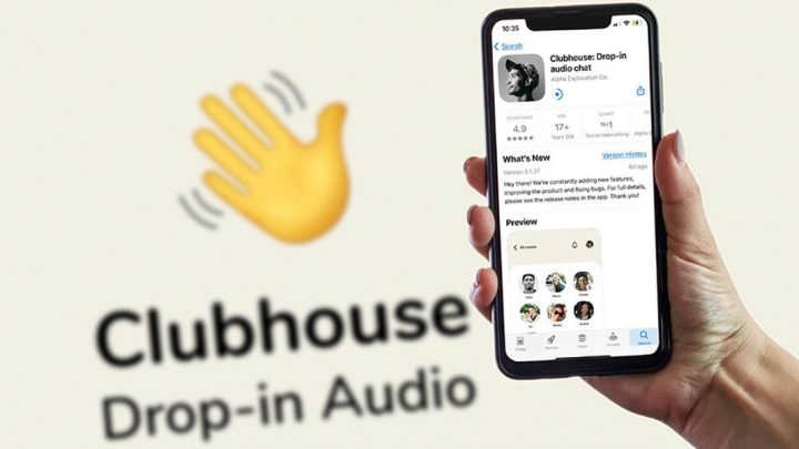 ¿Cómo enviar una invitación a Clubhouse?