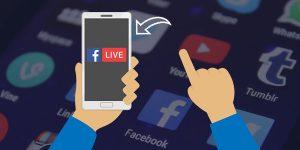 Cómo ver vídeos en vivo en Facebook