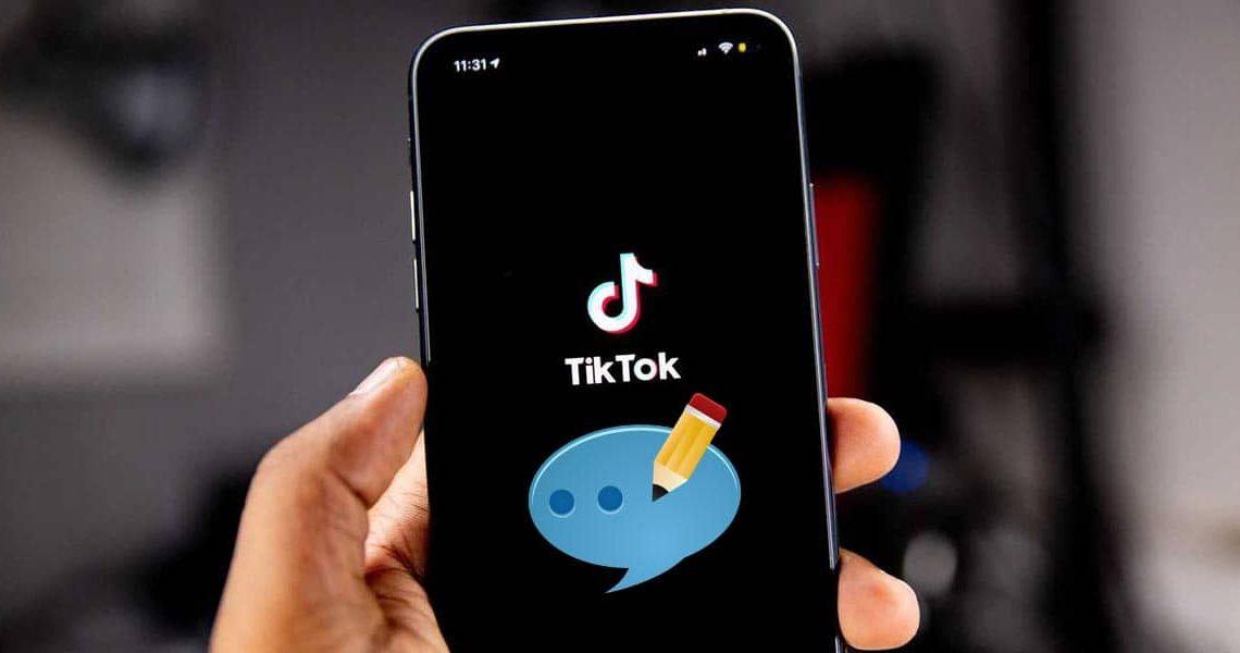 Así puedes eliminar tus comentarios en TikTok
