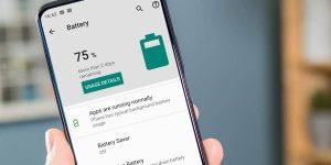 Cuanta bateria consumen las apps en Android