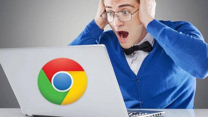 ¿Chrome te dice que un archivo no se puede descargar de forma segura?