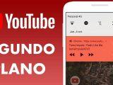 Como desactivar reproduccion en segundo plano YouTube Premium