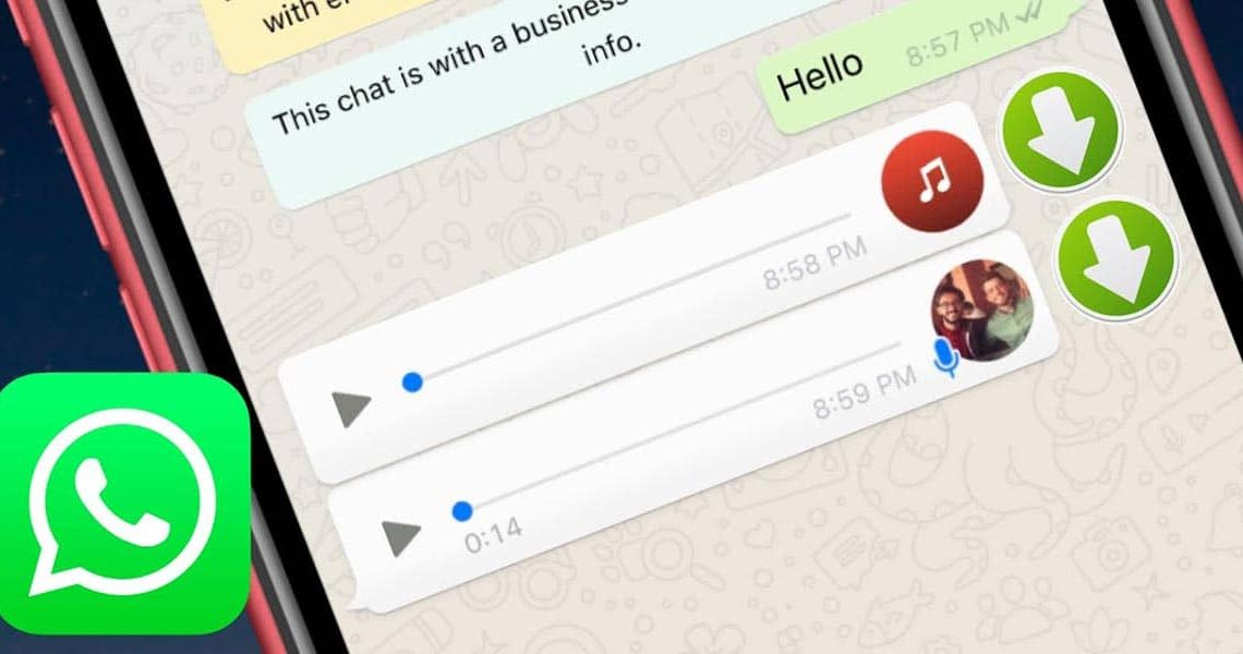 Escuchar un audio de WhatsApp antes de enviarlo es posible