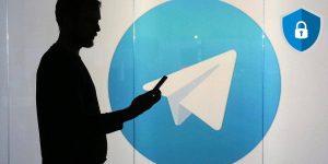Cómo bloquear Telegram con código