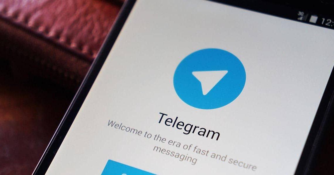 ¿Cómo girar fotos en Telegram desde el móvil?