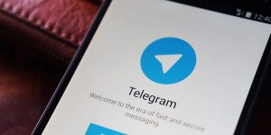 Cómo girar una foto en Telegram desde el móvil