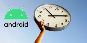 Como poner la hora de otros paises en el reloj Android