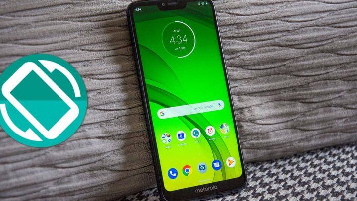 ¿Cómo desactivar la rotación de pantalla en Motorola?