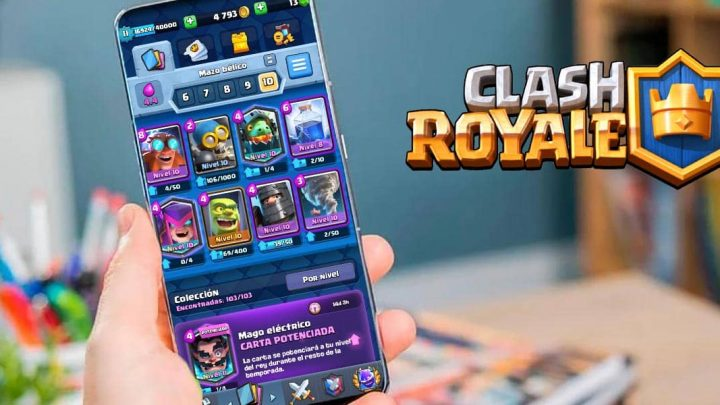Compartir mazos de Clash Royale es así de simple