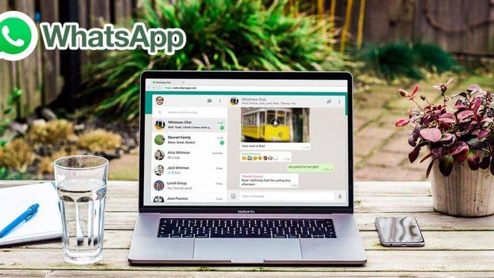¿Cómo descargar una imagen de WhatsApp Web en PC?