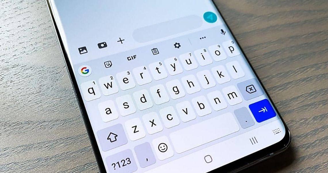 ¿Cómo desactivar la vibración del teclado en un teléfono Samsung?